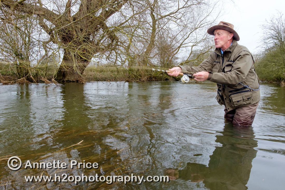 Fly Fisherman - David Wood 3