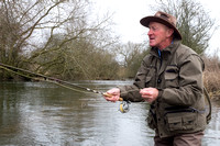 Fly Fisherman - David Wood 5