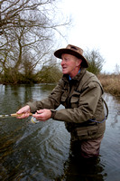 Fly Fisherman - David Wood 12