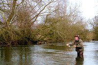 Fly Fisherman - David Wood 16