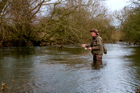 Fly Fisherman - David Wood 18