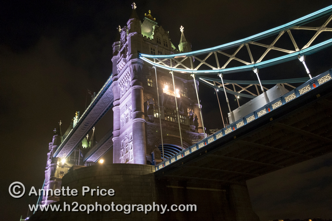 Tower Bridge, River Thames. London