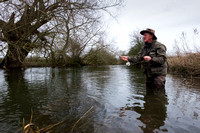 Fly Fisherman - David Wood 4