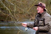 Fly Fisherman - David Wood 15