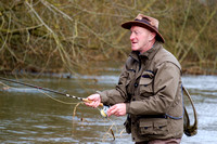 Fly Fisherman - David Wood 17