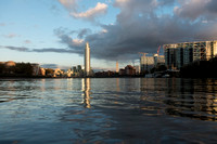 Vauxhall, River Thames, London