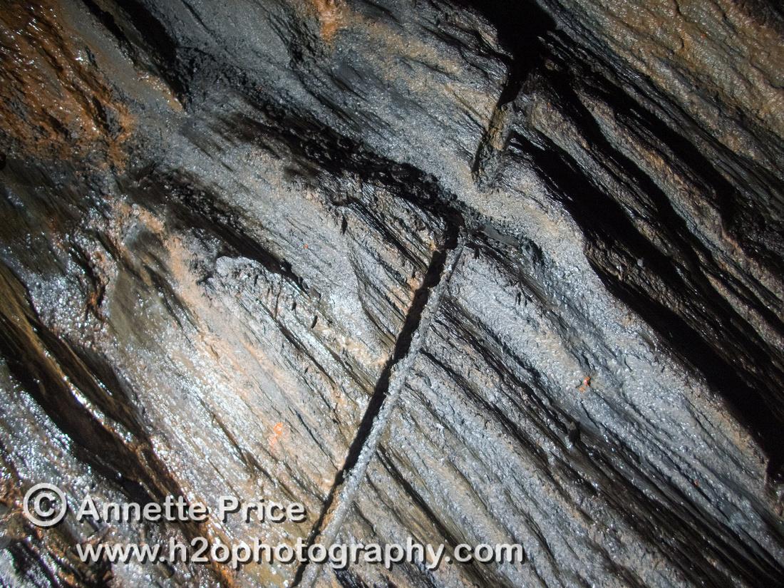 Cwmorthin Slate Mine, north Wales, UK