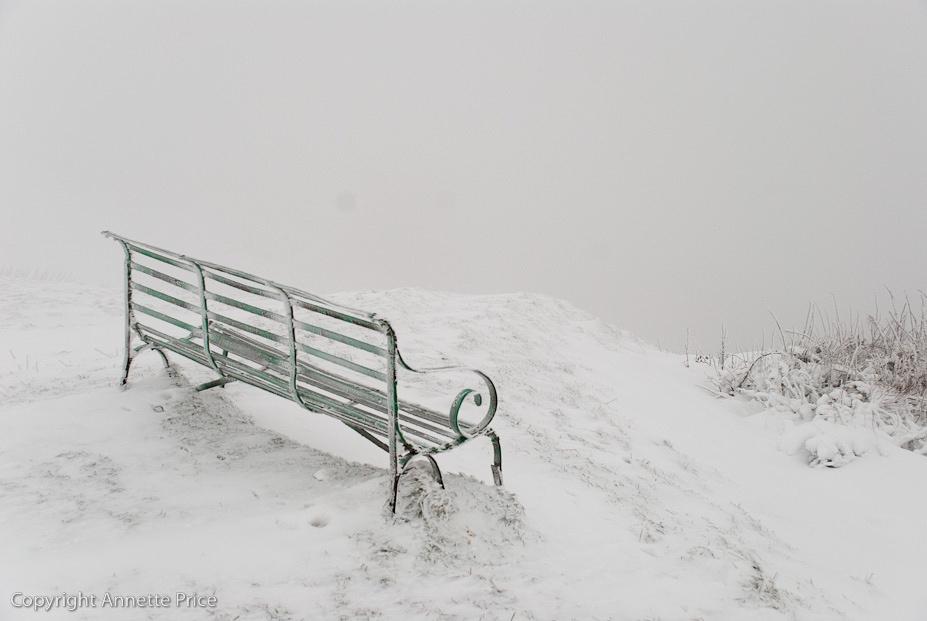 Malvern Hills January 2013