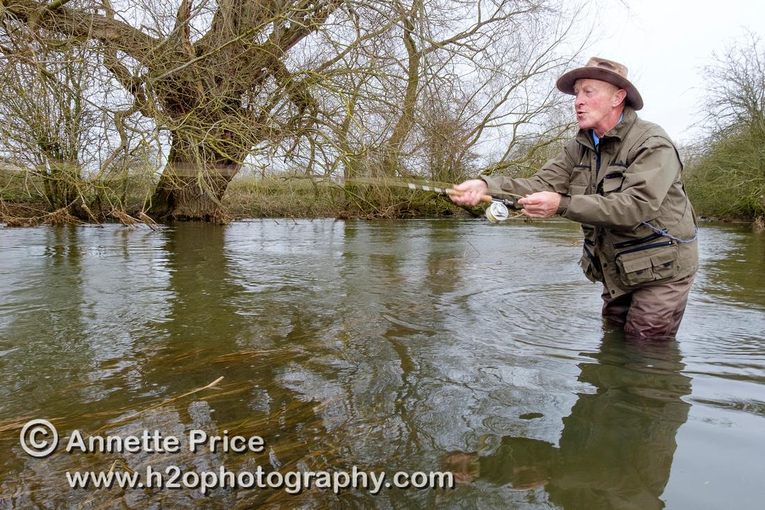 Fly Fisherman - David Wood 3
