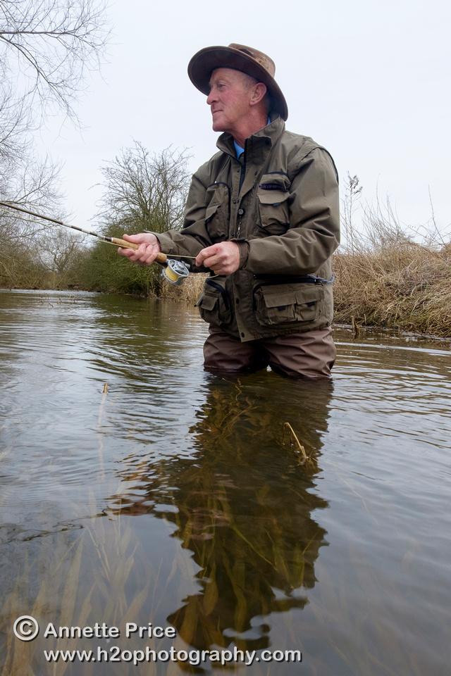 Fly Fisherman - David Wood 13