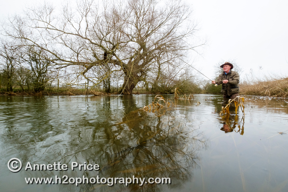 Fly Fisherman - David Wood 27