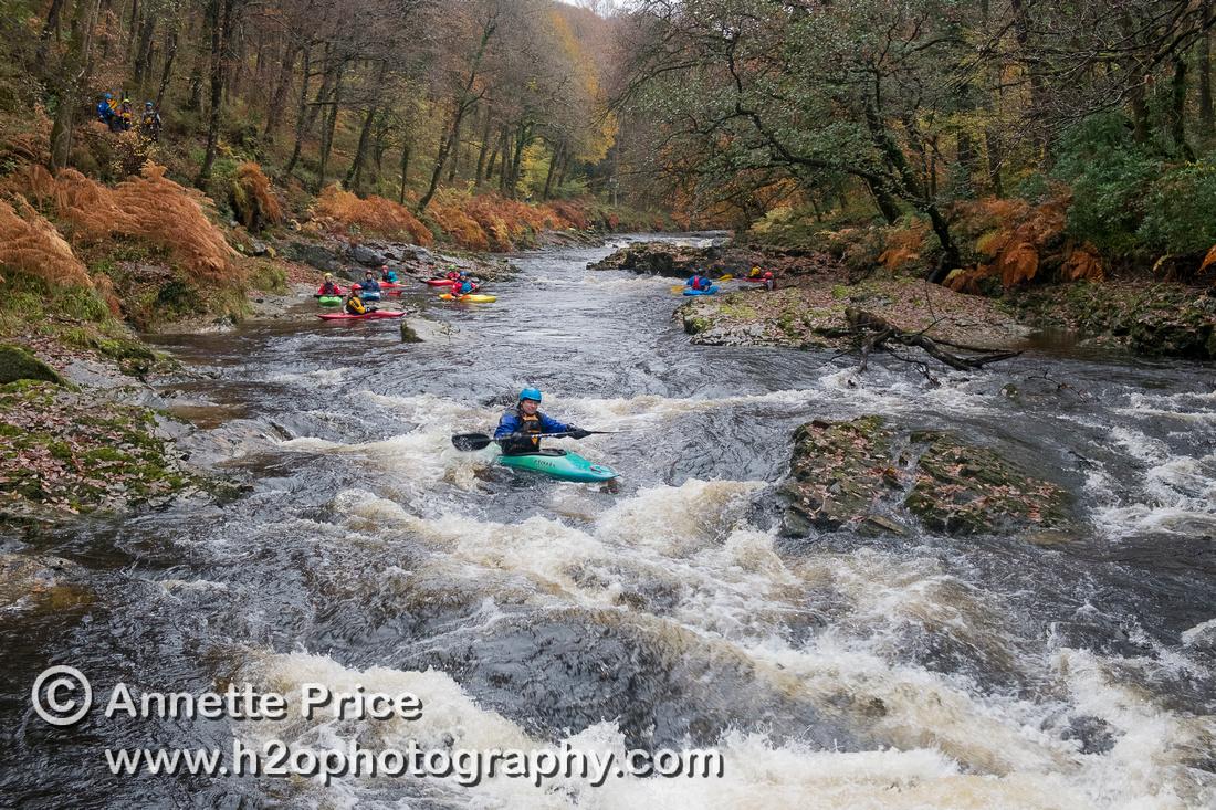 River Dart, UK