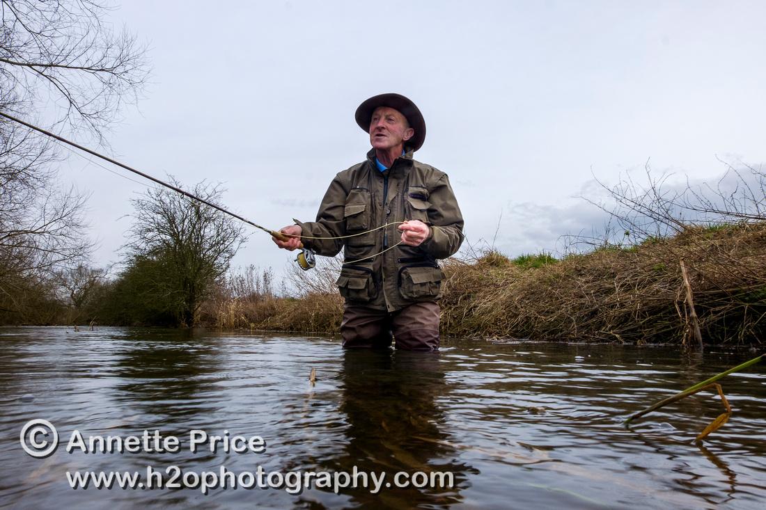 Fly Fisherman - David Wood 8