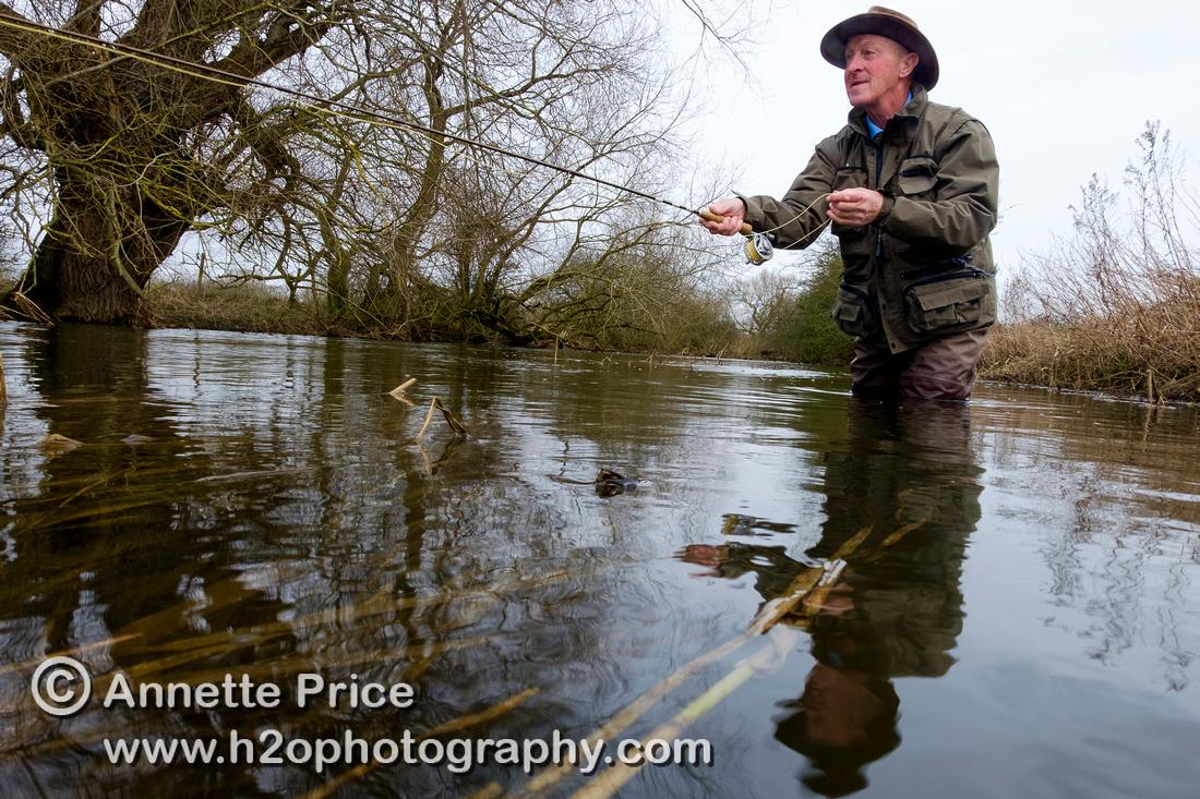 Fly Fisherman - David Wood 7