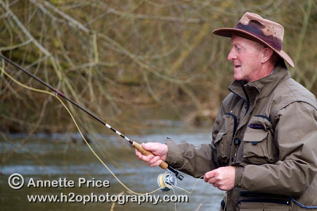 Fly Fisherman - David Wood 15