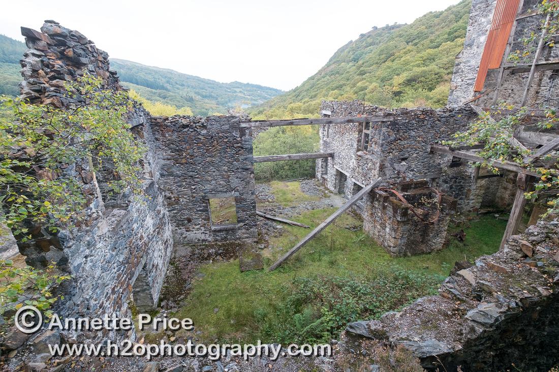 Klondyke Mill, north Wales, UK