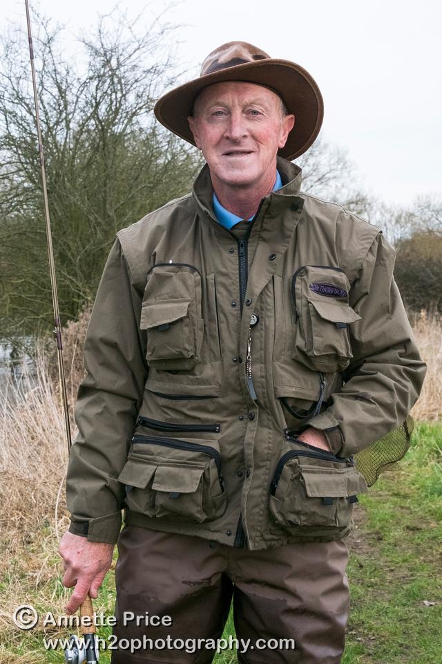 Fly Fisherman - David Wood 28