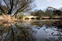Hannington Bridge, near Kempsford.