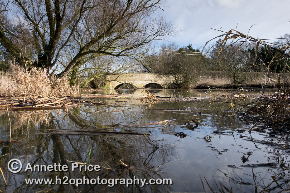 Hannington Bridge, near Kempsford.