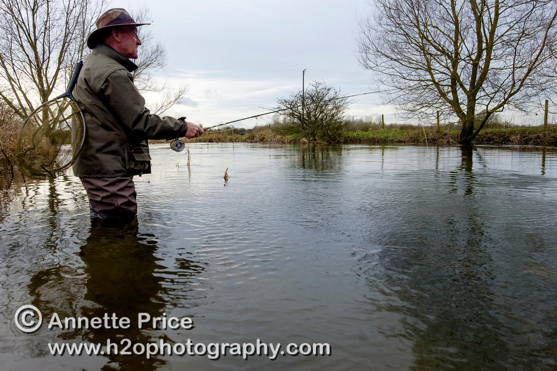 Fly Fisherman - David Wood 9